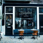 Hartje Oost a new coffee boutique in Amsterdam