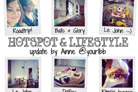 Hotspot and lifestyle update week 14