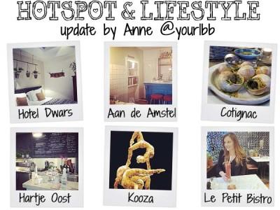Hotspot & Lifestyle update week 13
