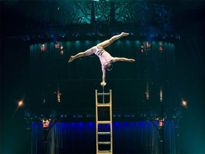 Kooza Cirque Du Soleil in Amsterdam