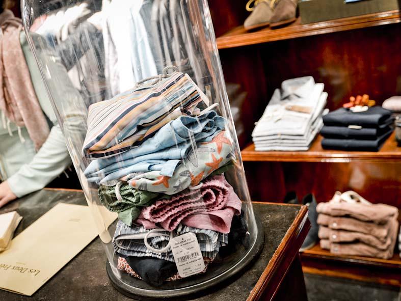 Les Deux Frères Amsterdam: concept store for men