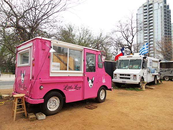 Food Truck: Little Lucy's in Austin