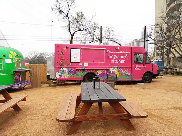 Food Truck: My Granny's Kitchen in Austin