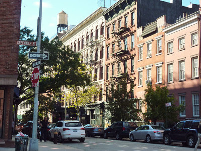 Greenwhich Street, West-Village, NYC