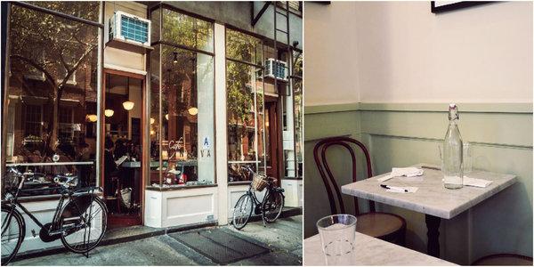 Cafe Minerva West-Village New York City
