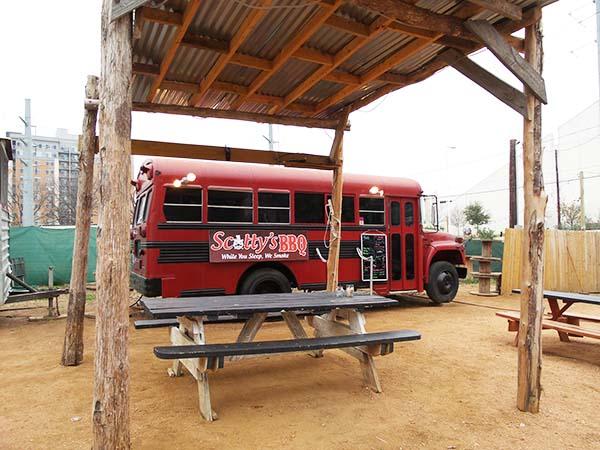 Food Truck: Scotty's BBQ in Austin