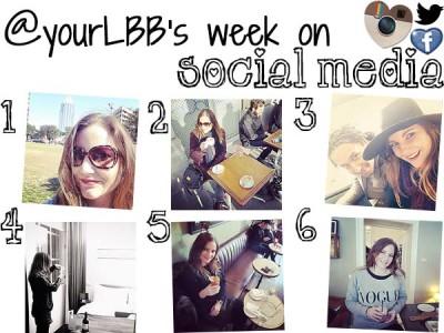 Social Monday update week 12