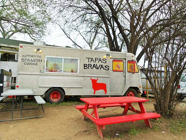 Food Truck: Tapas Bravas in Austin