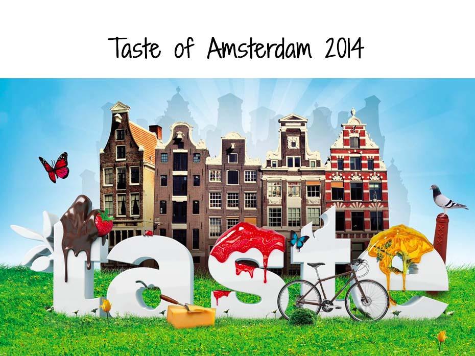 Taste of Amsterdam 2014