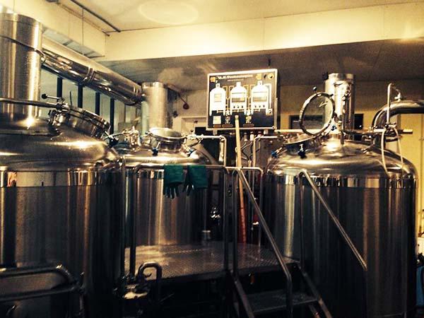 Brouwerij Troost at De Pijp in Amsterdam