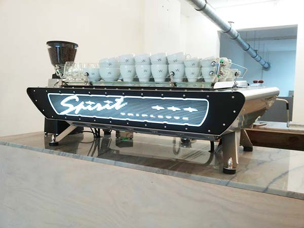 White Label Coffee Amsterdam