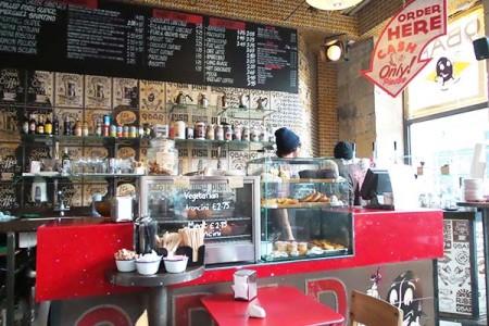 9Bar Coffee Newcastle (UK)