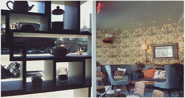 Press Tea, tea salon NYC