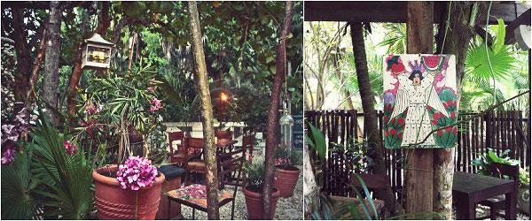 Casa Jaguar Tulum Restaurant