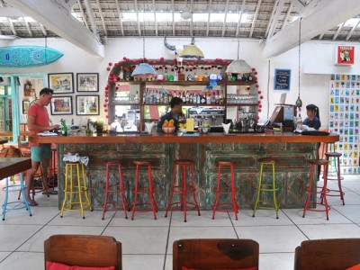 Lacalaca cocktail bar in Seminyak (Bali)
