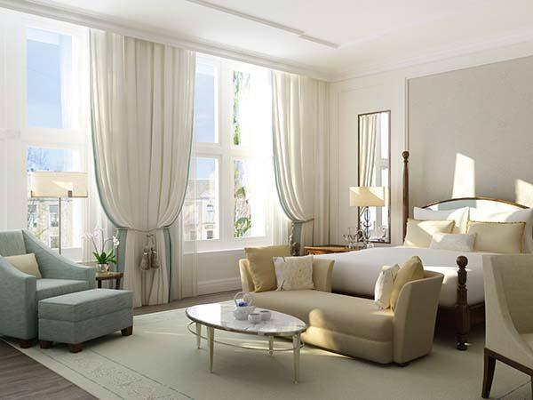 Waldorf Astoria hotel Amsterdam