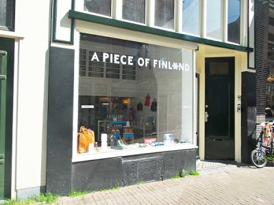 A Piece Of Finland in Amsterdam | concept stores