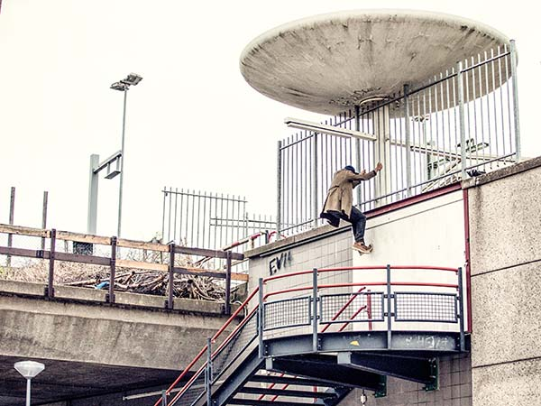 Philip Powel of Bird in Rotterdam