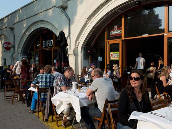 Bird Rotterdam restaurant and jazz club