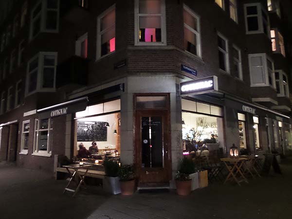 French bistro Cotignac in Amsterdam