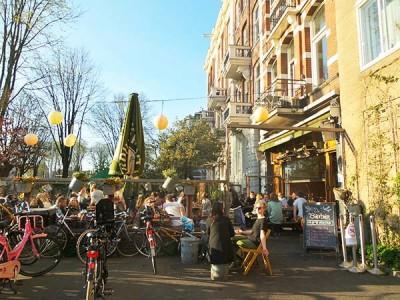 De Biertuin Amsterdam Oost
