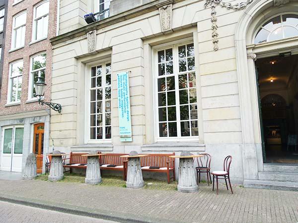 Foyer pop-up restaurant in Amsterdam
