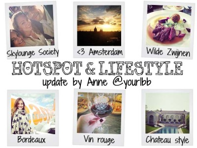 Hotspot & Lifestyle update week 16