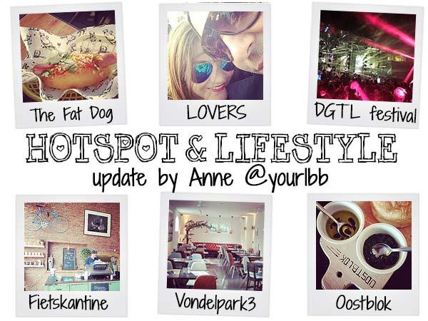 Lifestyle & Hotspot update week 17