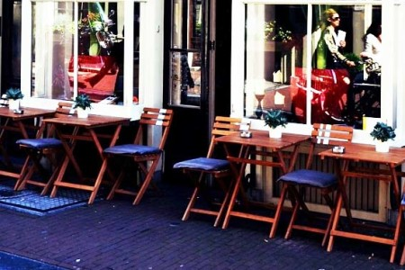 Ree7 Amsterdam gastrobar at the Nine Streets