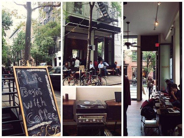 Whynotcoffee West Village New York
