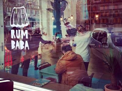 Rum Baba Amsterdam East
