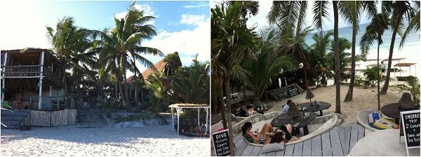 Papaya Playa Tulum Mexico