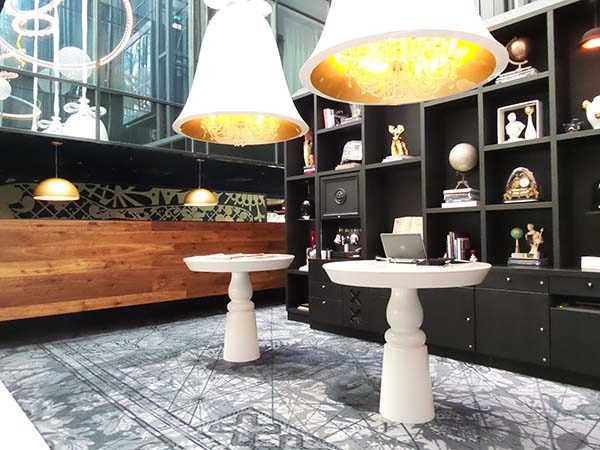 Andaz Amsterdam Prinsengracht: design hotel by Marcel Wanders