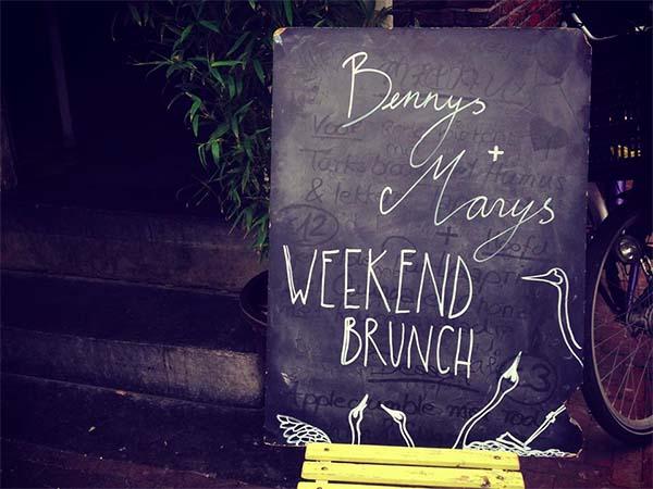 Bennys & Marys Amsterdam