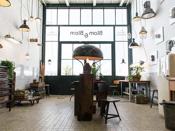 Blom & Blom industrial furniture in Amsterdam