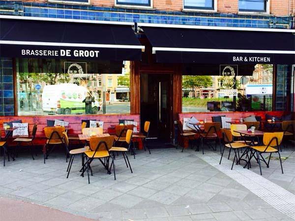 Brasserie De Groot Amsterdam