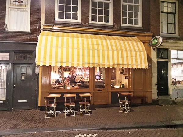 Cafe de Klepel in Amsterdam
