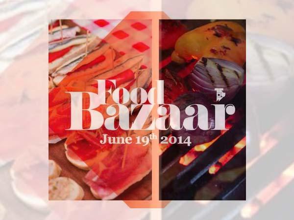 Food Bazaar at Trouw Amsterdam