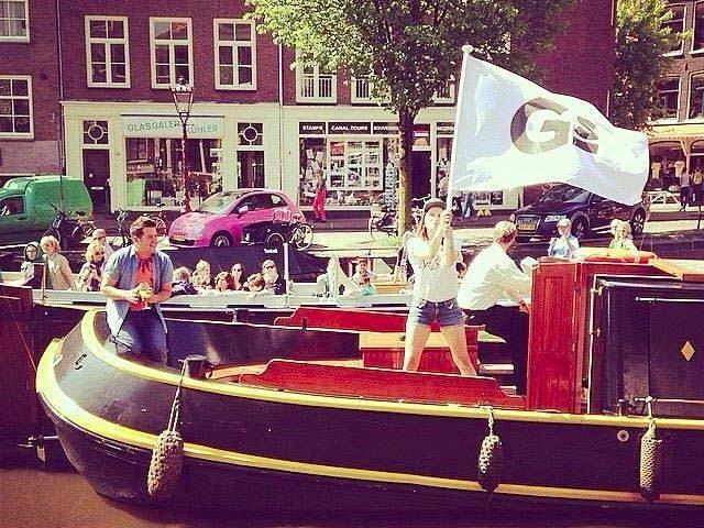 G's brunch boat
