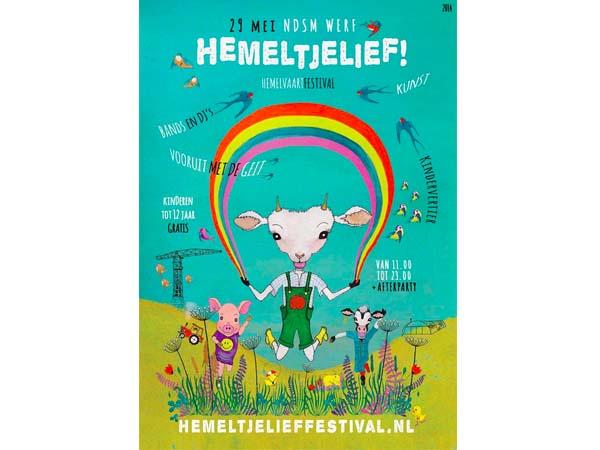 Hemeltjelief Festival 2014 in Amsterdam
