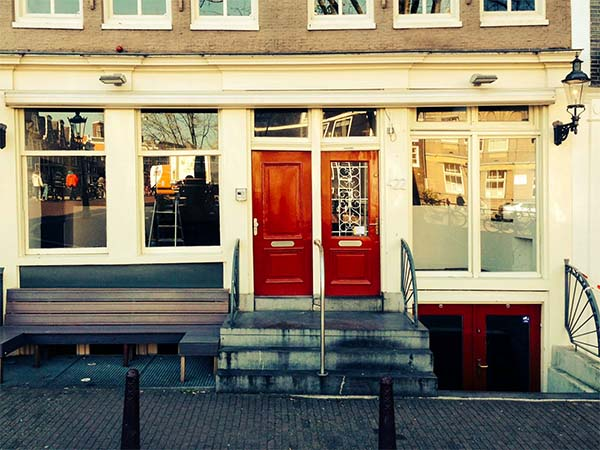 Henk pop-up restaurant Amsterdam