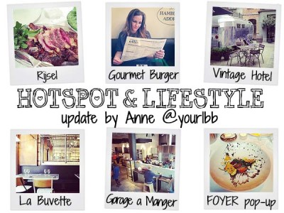 Hotspot & Lifestyle update week 19