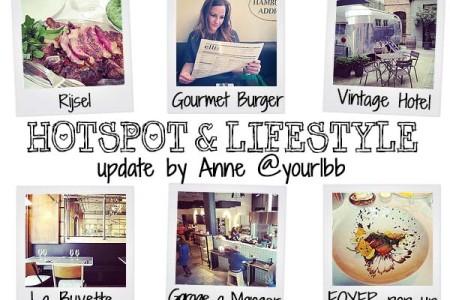 Hotspot & Lifestyle update week 19