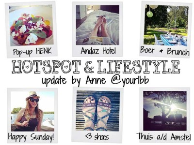 Hotspot & Lifestyle update #21