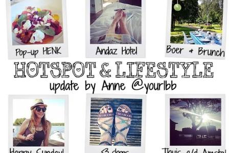 Hotspot & Lifestyle update #21