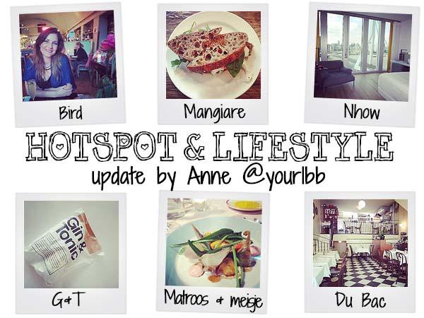 Hotspots week 22