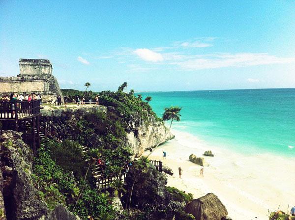 Yucatan Ruins Tulum Mexico
