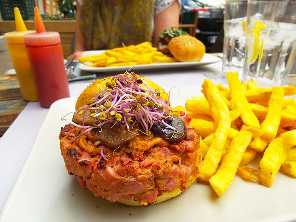 Onion Burger Studio in Valencia (Spain)