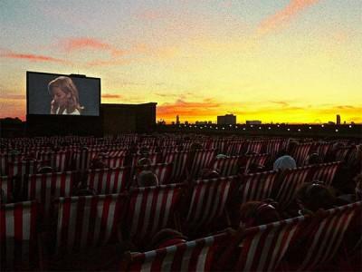 Rooftop Movienight Amsterdam