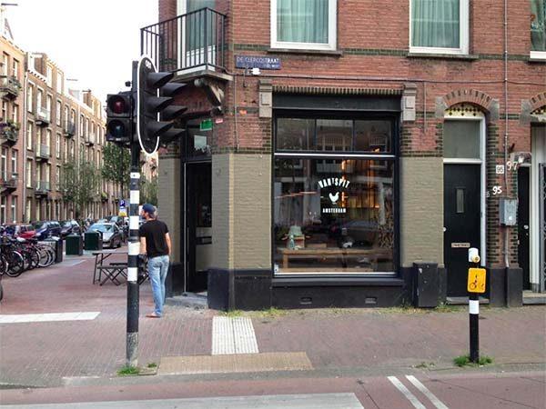 Van 't Spit Amsterdam